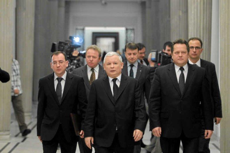Wiceszef MSW Jarosław Zieliński zapowiedział... inwigilacjęKOD.