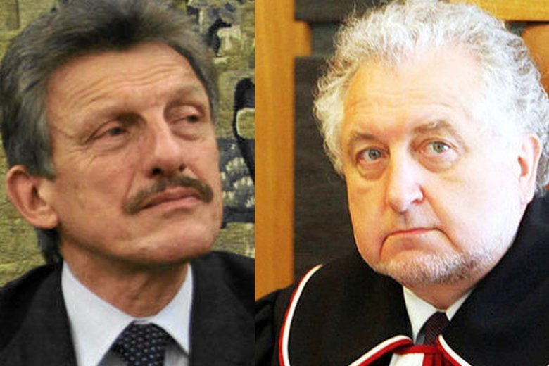 """Piotrowicz grozi Rzeplińskiemu sądem. """"Mamy do czynienia z bezprawnym działaniem grupy sędziów"""""""
