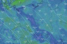 W piątek w Polsce znowu zagrzmi i będzie padać.