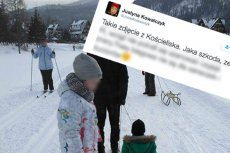 Internauci oburzeni wpisem Justyny Kowalczyk. Wszystko z powodu komentarza do tego zdjęcia