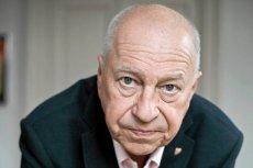 """Jerzy Sturh deklaruje, że on i jego syn Maciej Stuhr, przyzwyczaili się do """"połajanek"""""""