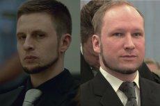Anders Danielsen Lie wciela się w rolę zamachowca  Andersa Behring Breivika