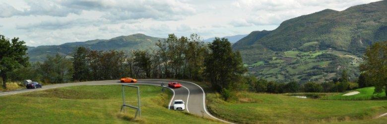 Trasy legendarnego Mille Miglia, hołd dla dżentelmenów kierownicy z połowy XX wieku