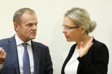 Donald Tusk rzeczowo odpowiada na zarzuty Małgorzaty Wassermann.