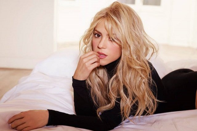 Ubierz się jak: Shakira.