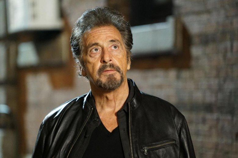 Al Pacino jak emerytowany detektyw Ray Archer, jeden z głównych bohaterów wchodzącego na ekrany kin thrillera ''M jak Morderca''