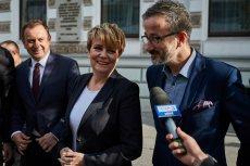 Hanna Zdanowska uważa, że więcej głosów opozycja zgromadziłaby idąc do wyborów w ramach jednej listy.