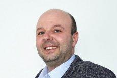 Mike Żyrek z firmy Oknoplast