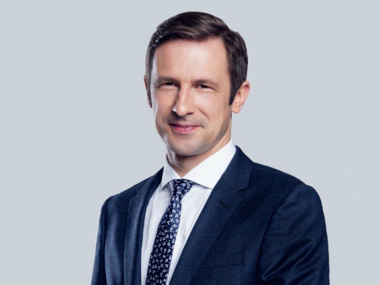 Adam Mamok - Dyrektor Zarządzający Essilor Polonia