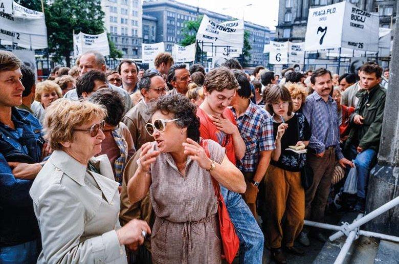 Warszawa, 1989