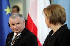 Jarosław Kaczyński namawiał PiS-owców do czytania niemieckich książek.