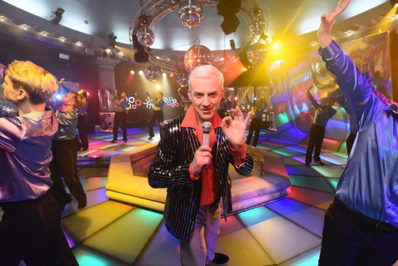Wiosenną ramówkę TVN zapowiada zwariowane disco.