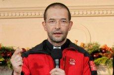 Ksiądz Jacek Stryczek znany jest ze swoich kontrowersyjnych wypowiedzi.