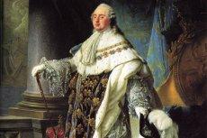 Portret Ludwika XVI autorstwa Antoine'a Calleta