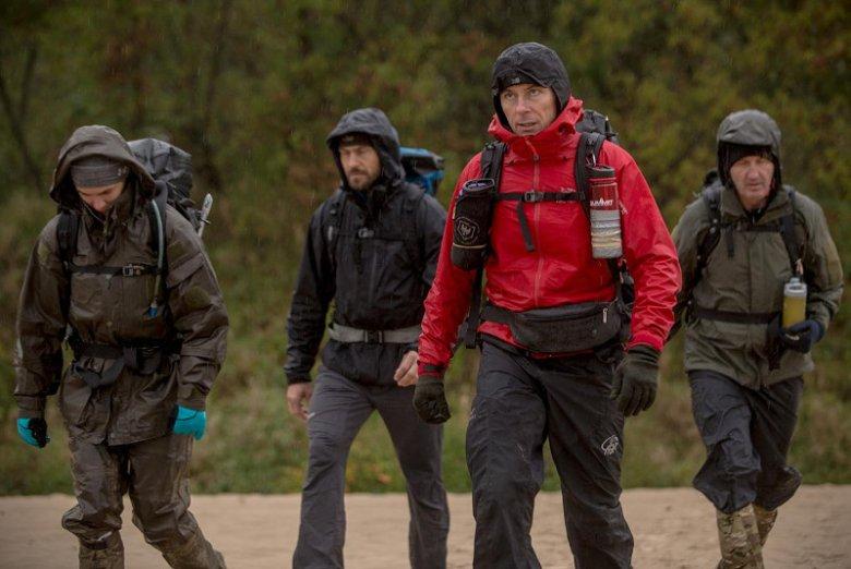 Rafał, Magda, Robert i Piotr będą reprezentowali Polskę w morderczym wyścigu.