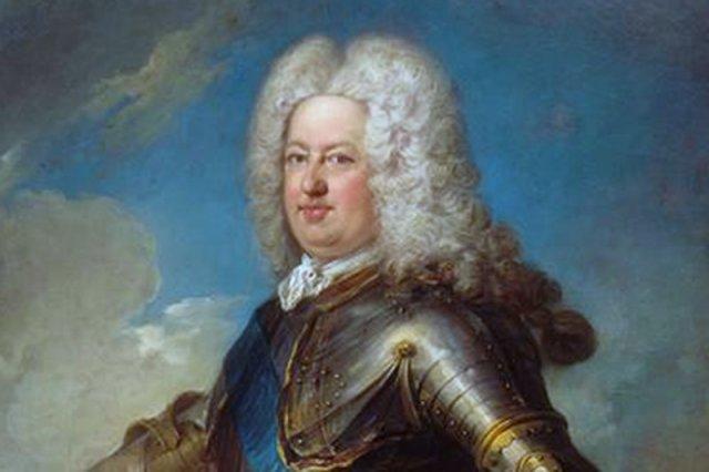 Stanisław Leszczyński - król Polski, książę Lotaryngii.