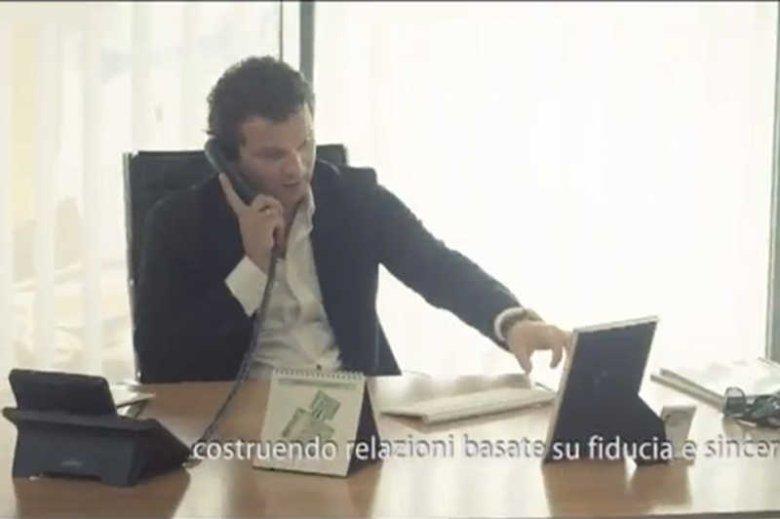 Marcin Saracen został najlepszym zagranicznym przedsiębiorcą we Włoszech.