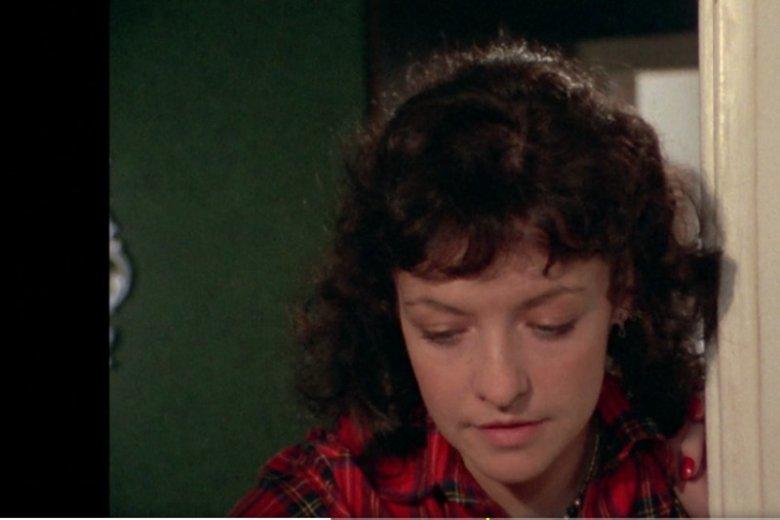 Izabella Olejnik w serialu zagrała mamę Darka