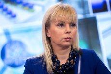 Surowa, stanowcza, protekcjonalna - tak oceniono Elżbietę Bieńkowską.