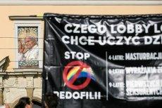 """Dziennikarz """"Wyborczej"""" wziął udział w tajnym spotkaniu środowisk narodowo-katolickich w Opolu."""
