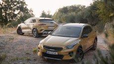 Kia XCeed w Chorwacji