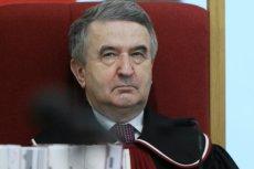 Prof. Leon Kieres, sędzia TK, jest dumny z awansu swojego syna