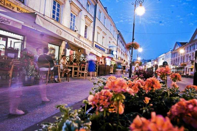 Nowy Świat w Warszawie to najdroższa ulica handlowa w Polsce
