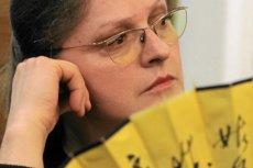 Krystyna Pawłowicz przegrała proces z Agorą.