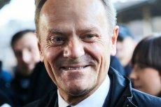 To nie Donald Tusk gratulował Jarosławowi Kurskiemu...