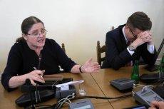Krystyna Pawłowicz popisała się nie tylko na Komisji Sprawiedliwości. Swoją szarżę kontynuowała na Twitterze.