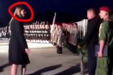 To ta kobieta nie pozwoliła harcerzowi wejść na mównicę na Westerplatte.