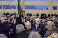 Małgorzata Kidawa-Błońska w środę odwiedziła tę część Kaszub, gdzie tradycyjnie wygrywa PiS.
