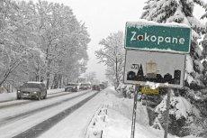 Górale chcą zakazu jazdy na letnich oponach zimą.