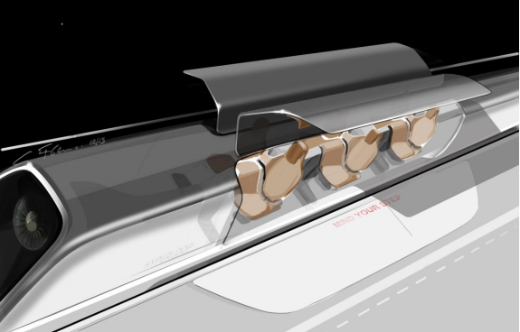 Hyperloop - to w dużym uproszczeniu hybryda kolei i samolotu