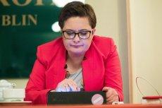 Katarzyna Lubnauer przesłała dzisiaj ważną wiadomość do przyjaciół z Węgier, którzy walczą o swoją demokrację.