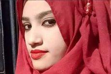 Nastolatka została oblana naftą i podpalona.