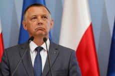 Prezes NIK Marian Banaś żąda spotkania z marszałek Sejmu Elżbietą Witek.