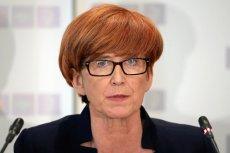 Elżbieta Rafalska może nie zostać szefową Komisji Zatrudnienia. Sprzeciwia się temu Europejska Konfederacja Związków Zawodowych.