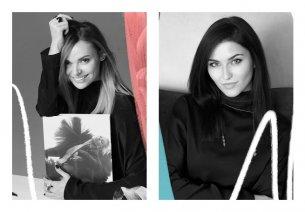 Natalia Pelak i Ewa Fiwek założycielki agencji ilustratorów Mad Illustrators