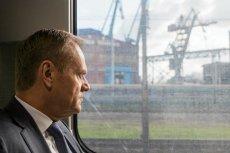 Donald Tusk zdaje się potwierdzać pogłoski o powrocie do polskiej polityki.