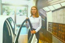 Dr inż. Anna Skarbek-Żabkin uchyla rąbka tajemnicy na temat motoryzacji, którą reprezentuje m. in. e-Golf