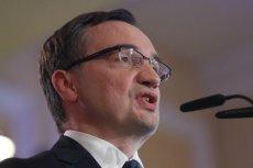 Zbigniew Ziobro skierował do Trybunału Konstytucyjnego wniosek o zbadanie zgodności z konstytucją Traktatu o funkcjonowaniu Unii Europejskiej.