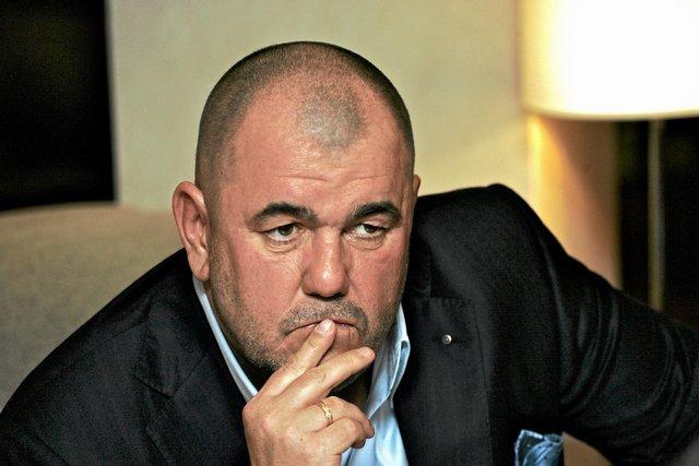 Jerzy Mazgaj, twórca Almy.