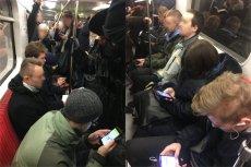 Czy mężczyzna zawsze powinien ustępować kobiecie? Zdjęcia dziennikarza Marcina Wikło podzieliły internautów.