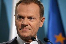 Na zapowiadane przemówienie Donalda Tuska zareagował dziś Jarosław Gowin.