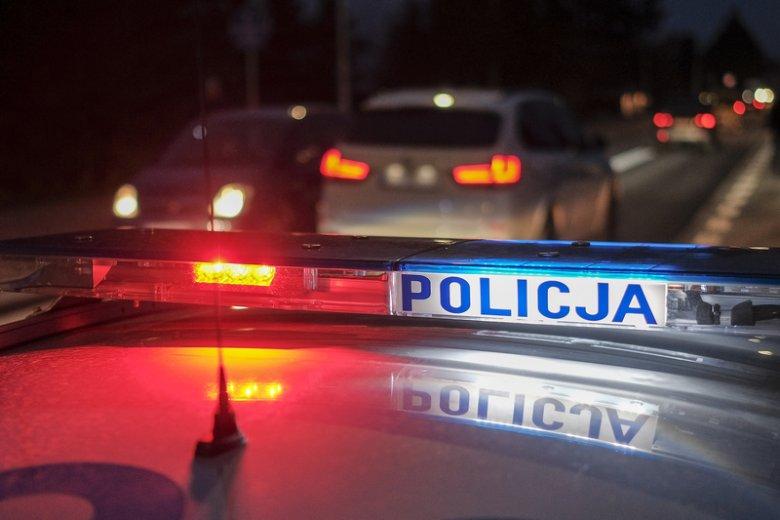 Policjanci zatrzymali Arkadiusza S. 7 razy bez prawa jazdy.