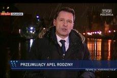 Krzysztof Ziemiec zapowiada kontrowersyjny materiał Wiadomości TVP.