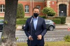 """Rafał Trzaskowski odpowiedział """"mieszkańcowi Szczecina"""" na pytanie dotyczące LGBT."""