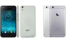Czy podobieństwo tych telefonów jest przypadkowe?