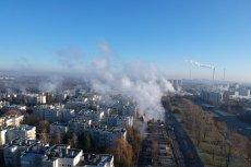 W Warszawie doszło do awarii sieci ciepłowniczej.